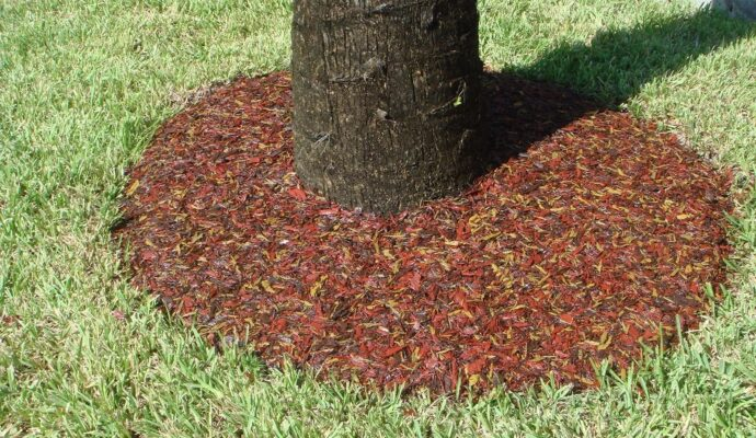 Clearwater Safety Surfacing-Bonded Rubber Mulch