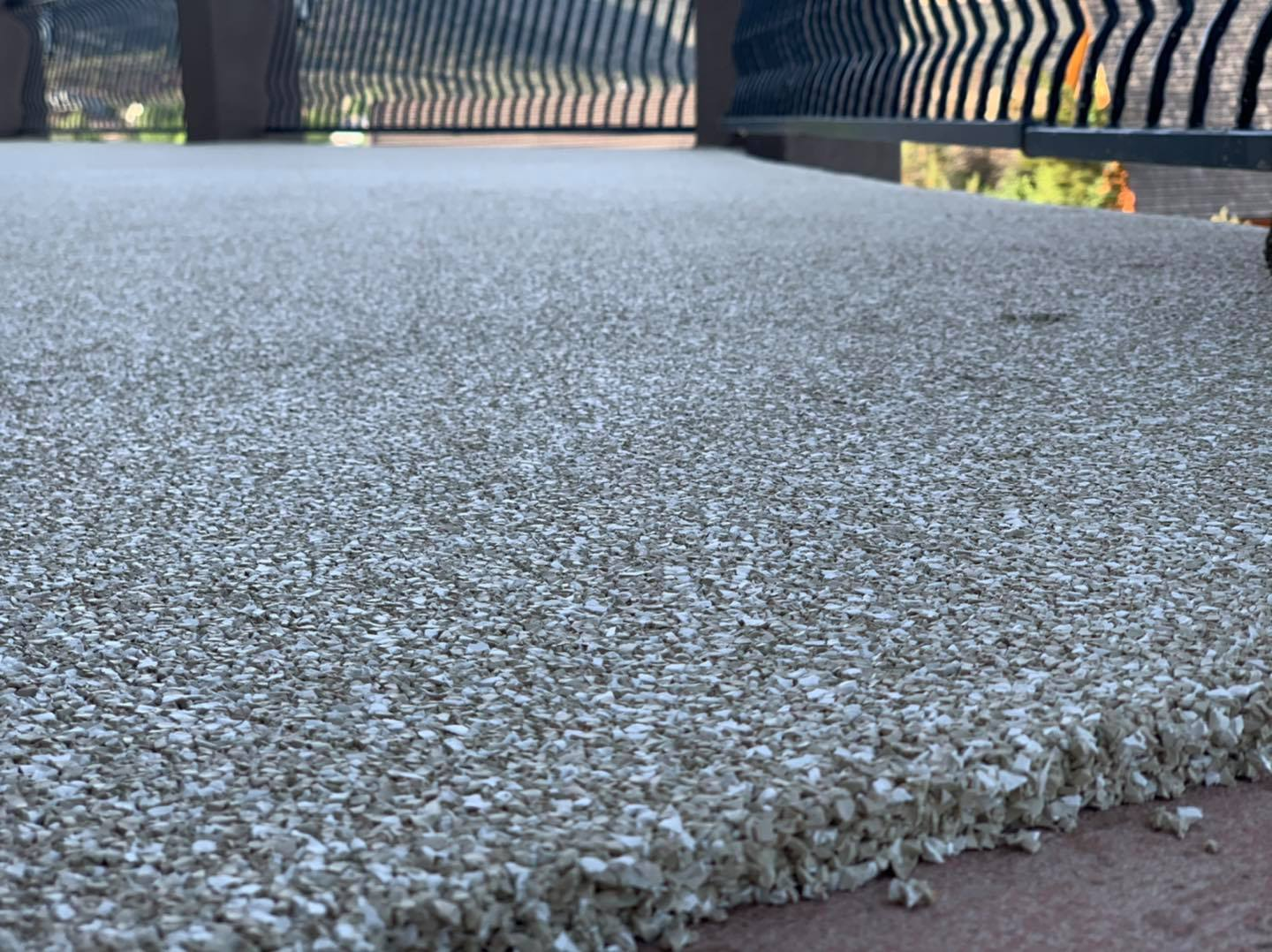Clearwater Safety Surfacing-Bonded Rubber