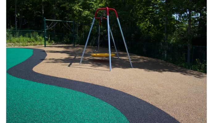 Clearwater Safety Surfacing-Poured-In-Place Rubber