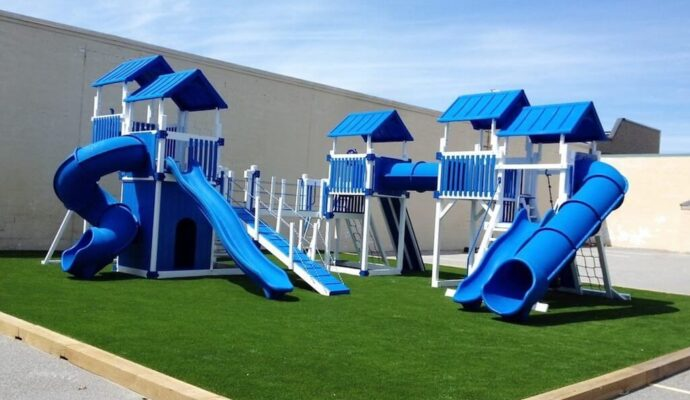 Clearwater Safety Surfacing-Synthetic Grass