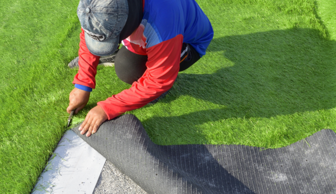 Clearwater Safety Surfacing-Synthetic Turf